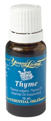 Thyme Oil is a powerful anti-oxidant